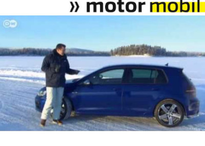 DW-TV | Kraftpaket: VW Golf R | Motor mobil