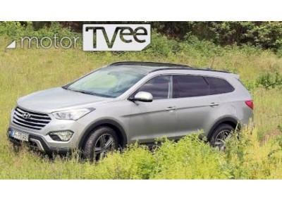 motorTVee | Hyundai Grand Sant Fe – Hyundai's big one