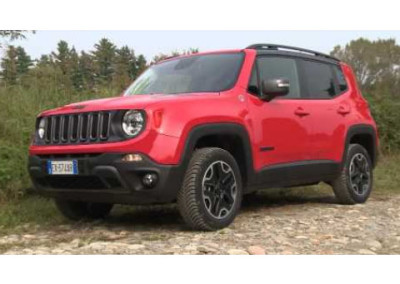 motorTVee | Jeep Renegade – Little Italian Jeep