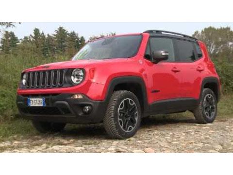 motorTVee | Jeep Renegade – Little Italian Jeep