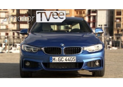 motorTVee | BMW 4er Grand Coupe – A new coupe with 4 doors