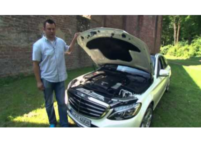 motorTVee | Mercedes Benz C-Class T-Model – Luxurious transporter