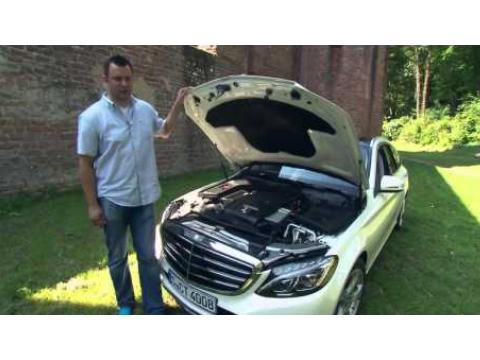 motorTVee | Mercedes Benz C-Class T-Model – Luxurious transporter