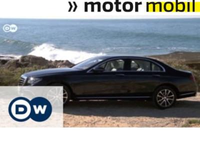 DW-TV | Autonom: Mercedes E-Klasse | Motor mobil