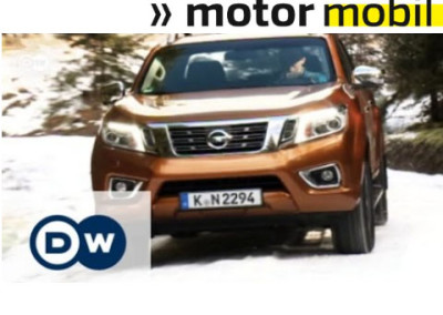 DW-TV | Am Start: Nissan Navara | Motor mobil