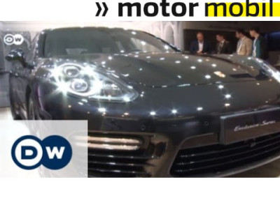 DW-TV | Sonderedition: Porsche Panamera Exclusive | Motor mobil