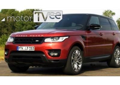 motorTVee | Test LandRover RangeRover Sport – Offroader or just big beauty?