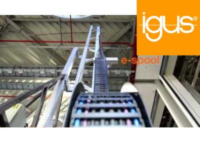 igus® the-chain test lab: e-spol