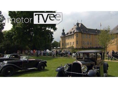 motorTVee | Schloss Dyck Classic Days – Vintage Cars on the edge