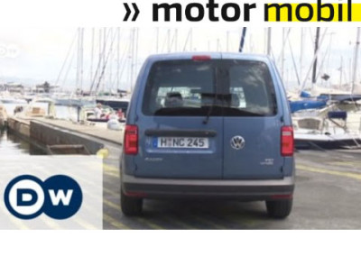DW-TV | Am Start: VW Caddy | Motor mobil