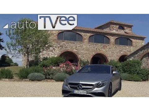 Mercedes S63 AMG Coupé – Teuer, edel, luxuriös | autoTVee