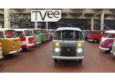 Neuer Oldtimer – seit 56 Jahre in Brasilien – der VW T2 | autoTVee