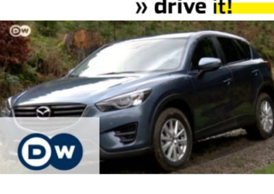 Test it!: Mazda CX-5 | Drive it!