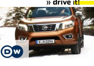 Present it: Nissan Navara | Drive it!