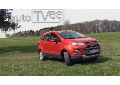 Ford EcoSport – Offroader oder Blender? | autoTVee