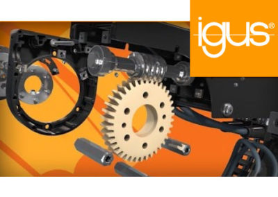 igus® | The anatomy of a low-cost industrial robot – 4 DOF robolink®