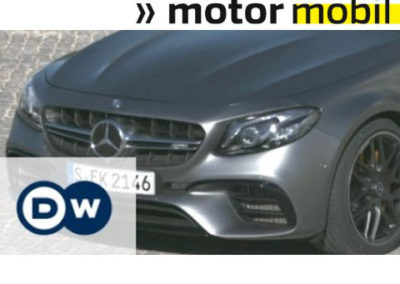 Mercedes mit stärkster E-Klasse aller Zeiten | Motor mobil