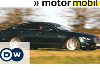 Die edle Katze: Jaguar XJ | Motor mobil