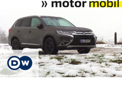Mitsubishi Outlander | Motor mobil