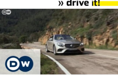 Mercedes E-Class Coupé unveiled | DW English