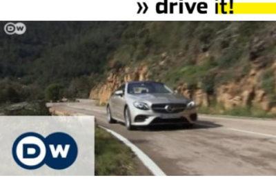 Mercedes E-Class Coupé unveiled | DW English