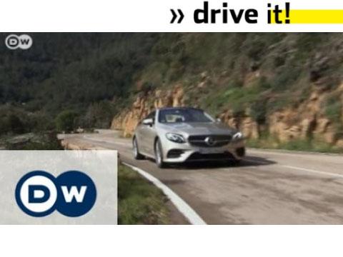 Mercedes E-Class Coupé unveiled   DW English