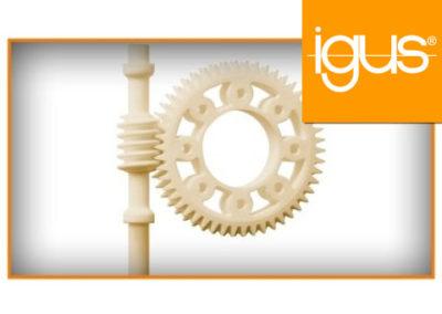 igus® 3D Printed Gears – Custom Toothed Wheels with Sensational Lifetime