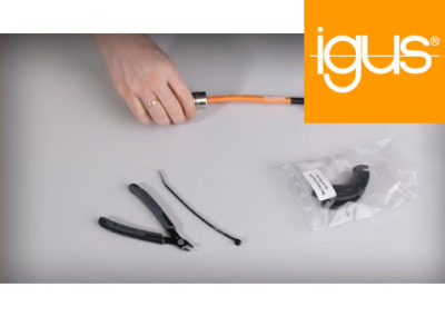 igus® ibow – Assembly Instructions