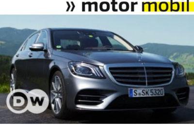 motor mobil | Mercedes S500 und S560 | DW