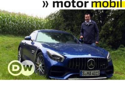 Extrem giftig: Mercedes AMG GT | DW Deutsch