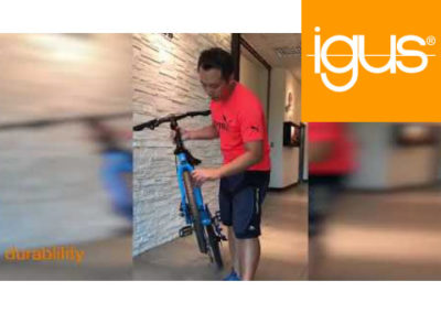 igus® for the biking industry