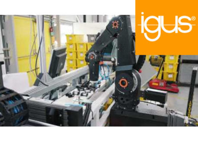 igus® Plastics in motion, across the world