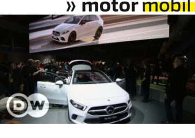 Vierte Generation: Mercedes A-Klasse | DW Deutsch