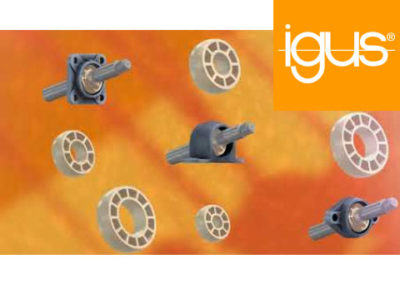 igus® Spherical Balls For Various Metallic Bearing Housings