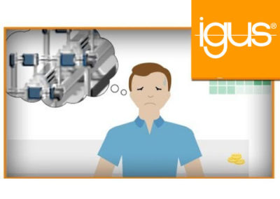 igus®Linear Modules with lead screw easily configured online