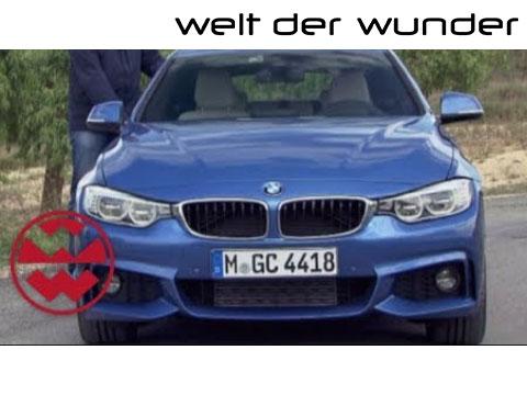 Welt der Wunder | BMW 4er Gran Coupé (2014)