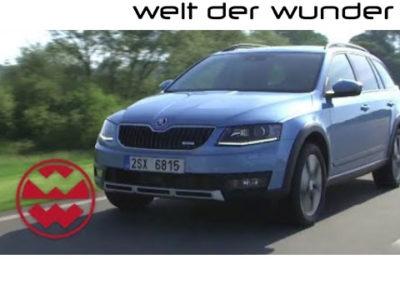 Welt der Wunder | Škoda Octavia Combi (2014)