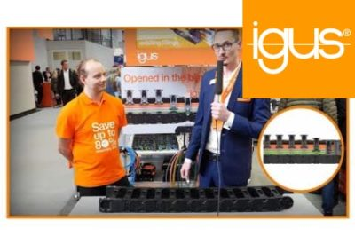 igus® – E4Q energychain system – News