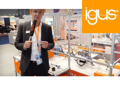 igus® – IAA Highlights l Automotive Messe 2019