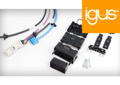 igus® – Module Connect readychain® Steckverbinder