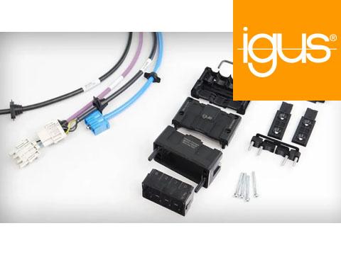 igus® – Module Connect readychain® Steckverbinder