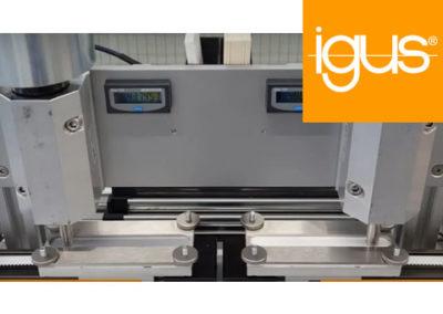 igus® – 3D-Druck Verschleißtest iglidur